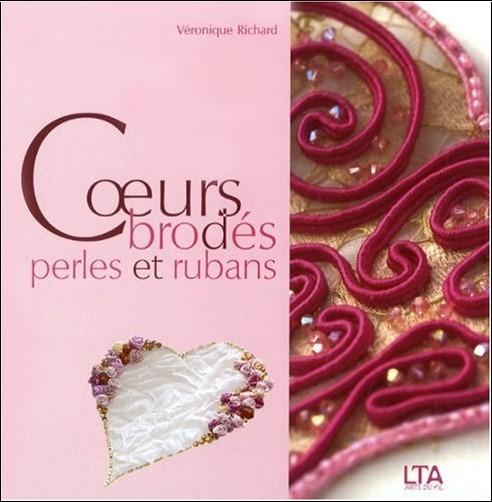 Véronique Richard - Coeurs Brodés Perles et Rubans