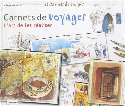 Filliette Cécile-Alma - Carnets de Voyage