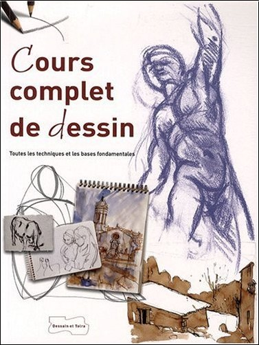 David Sanmiguel - Cours complet de dessin
