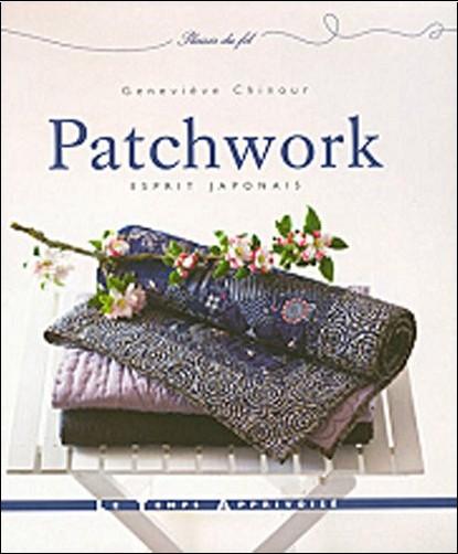 Geneviève Chinour - Patchwork : Esprit japonais