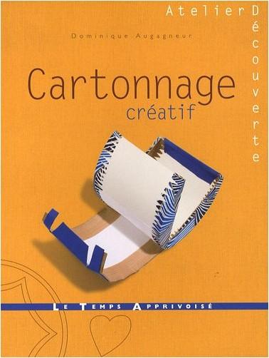 Dominique Augagneur - Cartonnage créatif