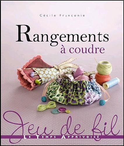 Cécile Franconie - Rangements à coudre