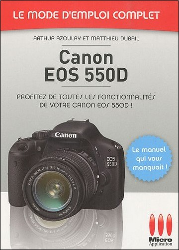 Arthur Azoulay - Canon EOS 550D