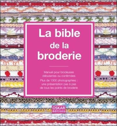 Hélène Ladjaj - La bible de la broderie