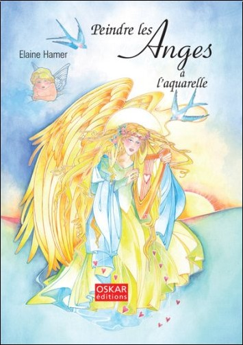 Elaine Hamer - Peindre les anges à l'aquarelle