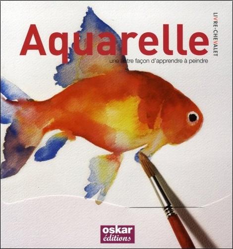 Häufig Aquarelle : Une autre façon d'apprendre à peindre - David  GV72