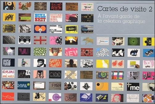 Liz Farrelly - Cartes de visite 2 : A l'avant-garde de la création graphique