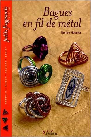 Denise Hoerner - Bagues en fil de métal