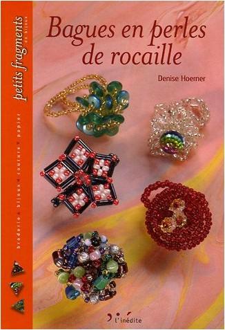 Denise Hoerner - Bagues en perles de rocaille