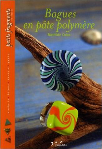 Mathilde Colas - Bagues en pâte polymère