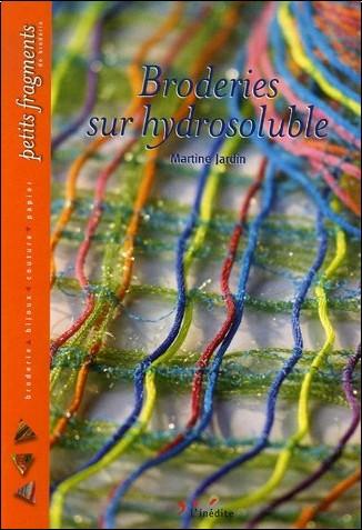 Martine Jardin - Broderies sur hydrosoluble