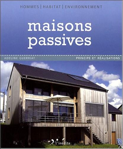 Guerriat Adeline - Maisons passives : Principe et réalisations