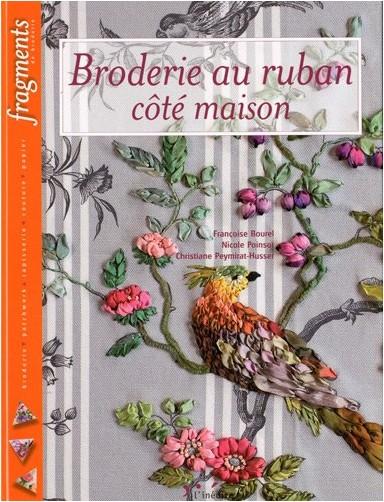 Christiane Peymirat-Husser - Broderie au ruban