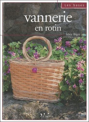 Sylvie Bégot - Vannerie en rotin