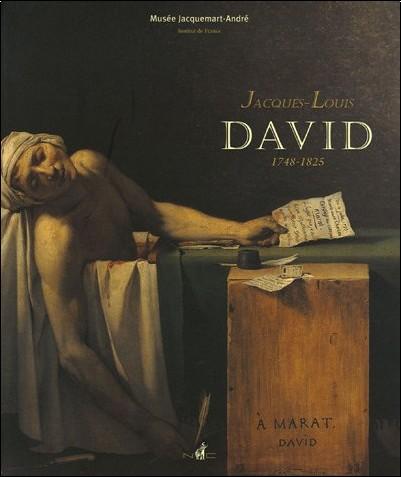 Musée Jacquemart-André - Jacques-Louis David : 1748-1825