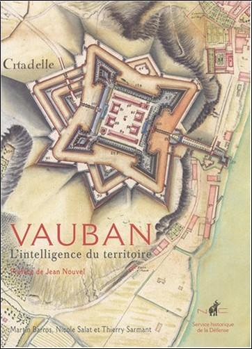 Martin Barros - Vauban, l'intelligence du territoire