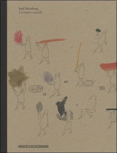 Thérèse Willer - Saul Steinberg : L'écriture visuelle