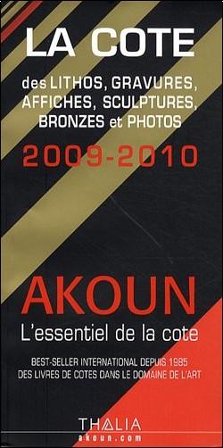 Jacky-Armand Akoun - La Cote : Des lithos, gravures, affiches, sculptures, bronzes et photos