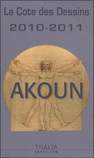 Jacky-Armand Akoun - La cote des dessins, pastels, gouaches et aquarelles