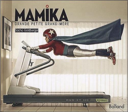 Sacha Goldberger - Mamika