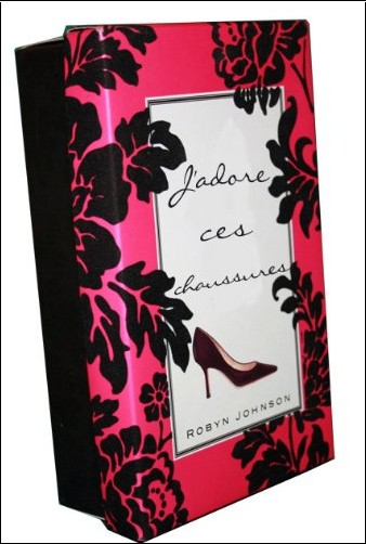 Robyn Johnson - J'adore ces chaussures