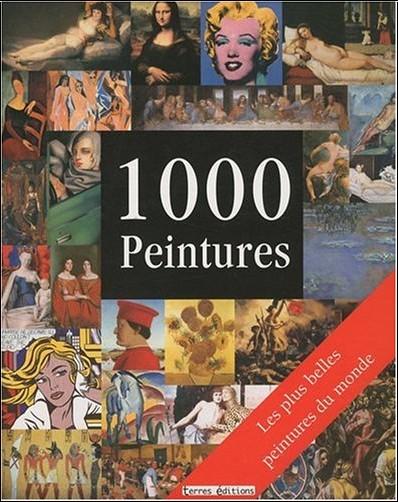 Collectif - 1000 Peintures