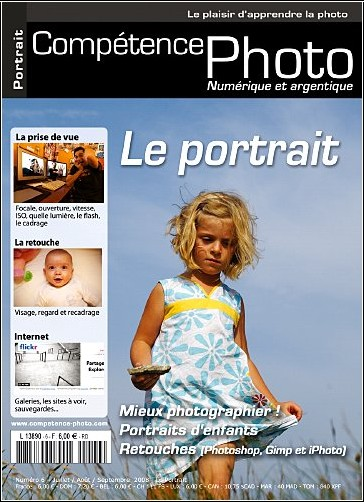 Collectif - Compétence Photo n° 6 - Le Portrait