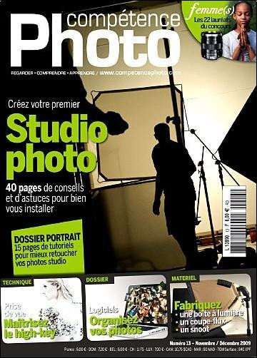 Collectif - Compétence Photo n° 13 - Studio Photo