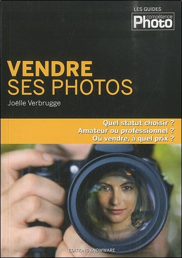 Joëlle VERBRUGGE - Vendre ses photos