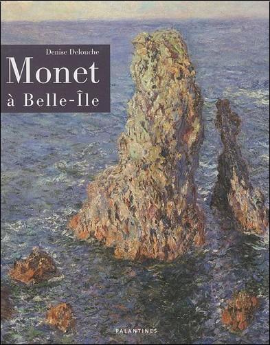 Denise Delouche - Monet à Belle-Ile