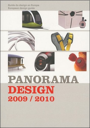 Archibooks - Panorama design : Guide du design en Europe
