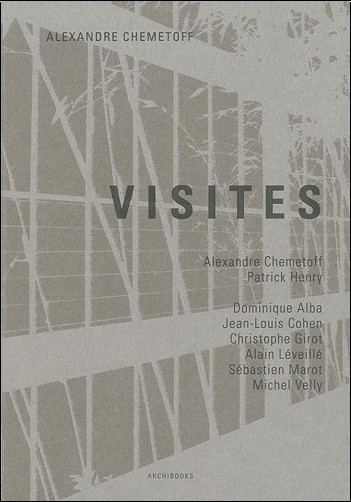 Alexandre Chemetoff - Visites (1DVD)