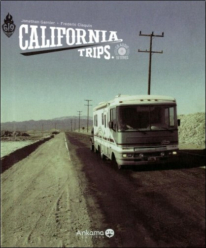 Jonathan Garnier - California Trips (1CD audio)