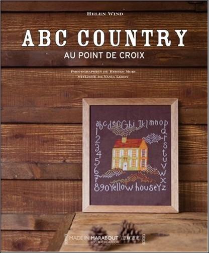 Helen Wind - ABC country au point de croix
