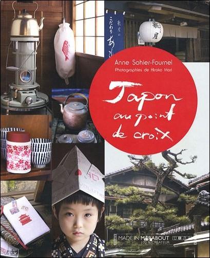 Anne Sohier Fournel - Japon au point de croix