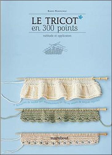 Collectif - Le tricot en 300 points