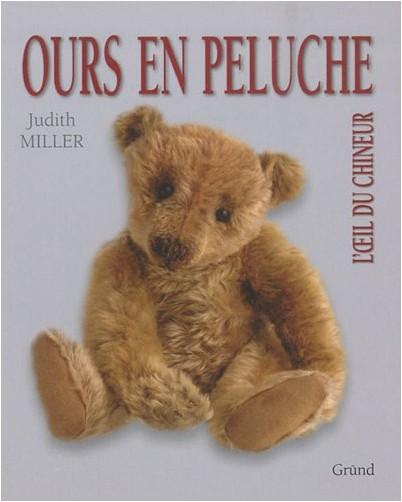 Judith Miller - Ours en peluche