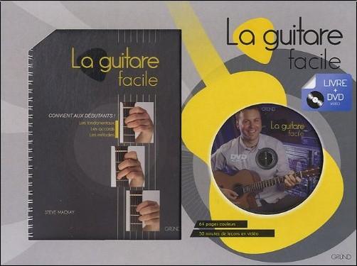 Steve Mackay - La guitare facile (1DVD)