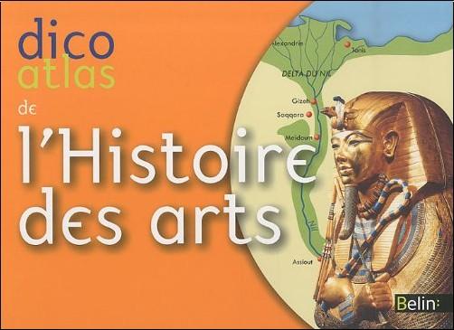 Christine de Langle - Dico Atlas de l'Histoire des Arts