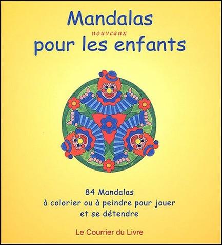 Anonyme - Mandalas nouveaux pour les enfants