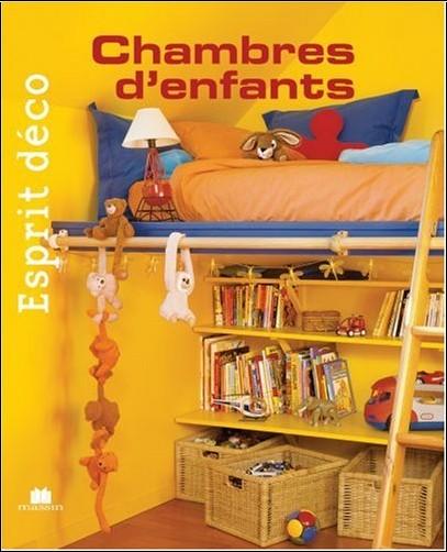 Marie-Pierre Dubois Petroff - Esprit déco - Chambres d'enfants