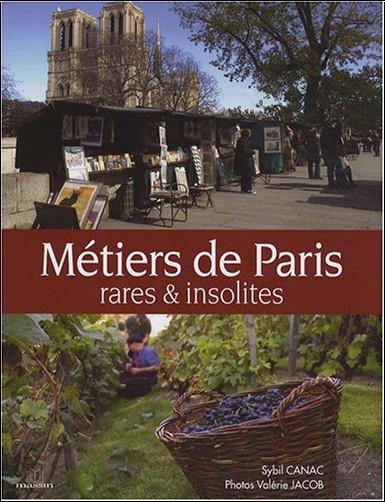 Sybil Canac - Métiers rares et insolite à Paris