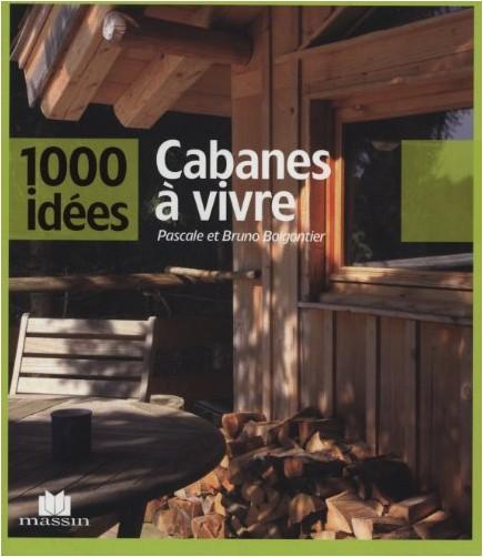 Collectif - Cabanes à vivre