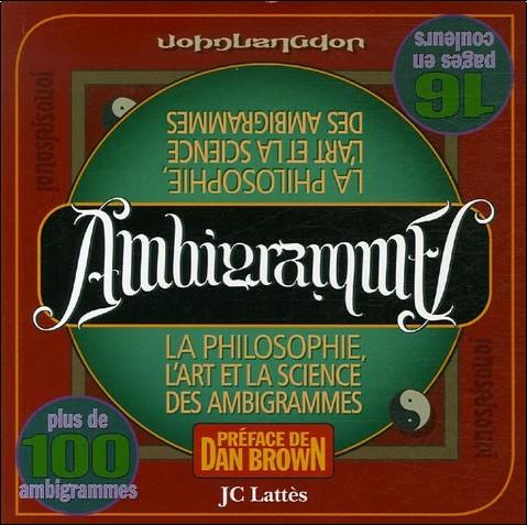 John Langdon - Ambigrammes