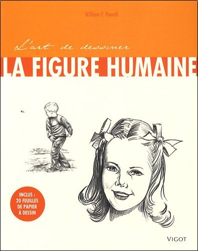 William-F Powell - La figure humaine