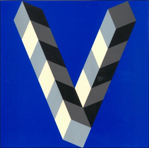 Marcel Joray - Vasarely, grande monographie, tome 4