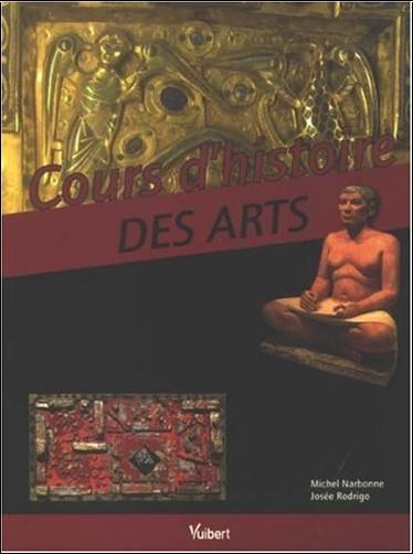 Michel Narbonne - Cours d'histoire des arts