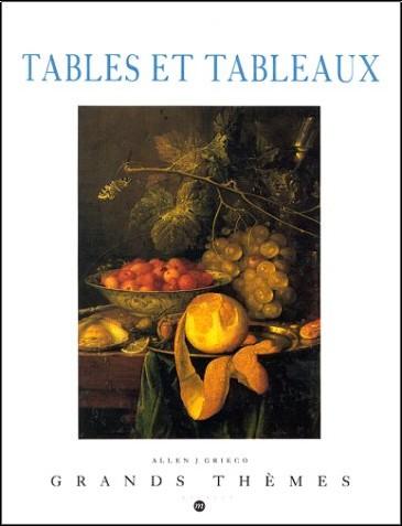 Allen J Grieco - Tables et tableaux