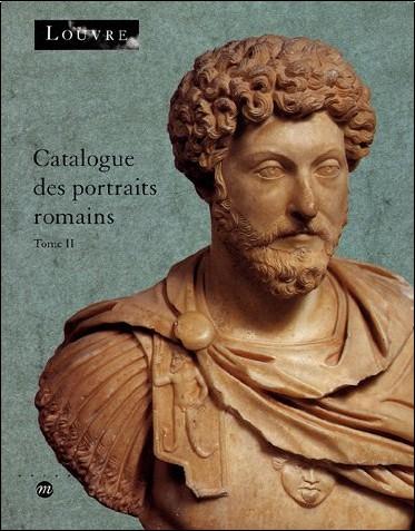 K. Kersauson - Catalogue des portraits romains, tome 2