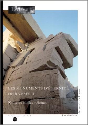 Christian Leblanc - Ramses II les monuments d'éternité